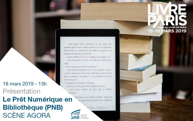 Livre Paris 2019 Une Presentation De Pnb Sur La Scene