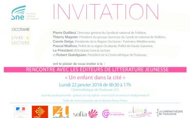 thumbnail of Invitation Toulouse
