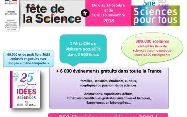 thumbnail of Présentation Fête de la science 2018