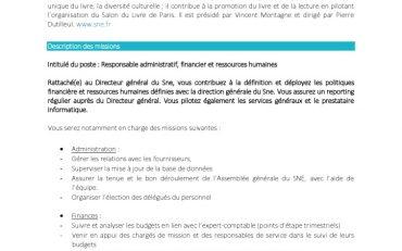thumbnail of Fiche de poste_Responsable_administratif_financier_RH-CDD 6 mois