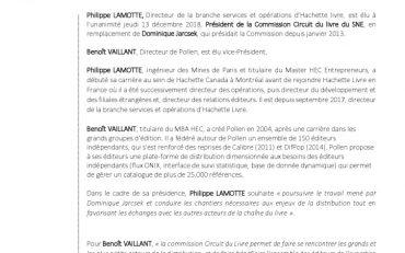 thumbnail of SNE_CommissionCircuitLivre_CP_ElectionPrésident_13Décembre2018