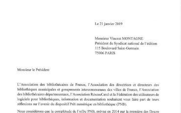 thumbnail of PNB-lettre-associations-bibliothecaires-SNE-21-01-2019
