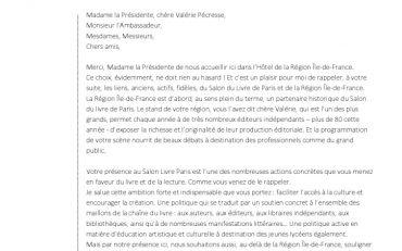thumbnail of Discours_Vincent_Montagne_Conference_lancement_LivreParis2019_12022019