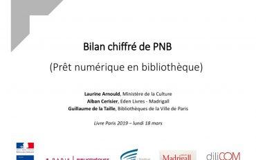 thumbnail of Présentation chiffres clés PNB_LivreParis2019
